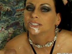 harley raine - anal,big boobs,brunette,group,latina,mature