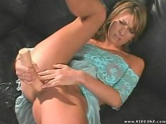 janet alfano - anal,blonde,double penetration,facial cumshot,mature,threesome,toys