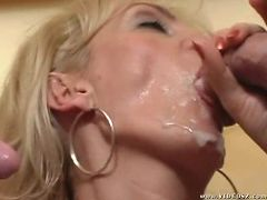 - anal,blonde,double blowjob,double penetration,facial cumshot,mature,threesome