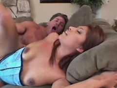 MILF Lena Julliett got really horny teaching a youger dude a thing or two about hardcore fucking