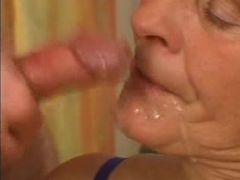 Stockinged mature bitch having her hairy hole pounded hard